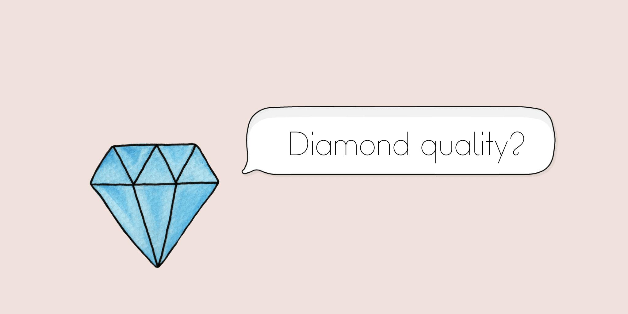 Какво определя качеството на диамантите и от какво зависи тяхната цена
