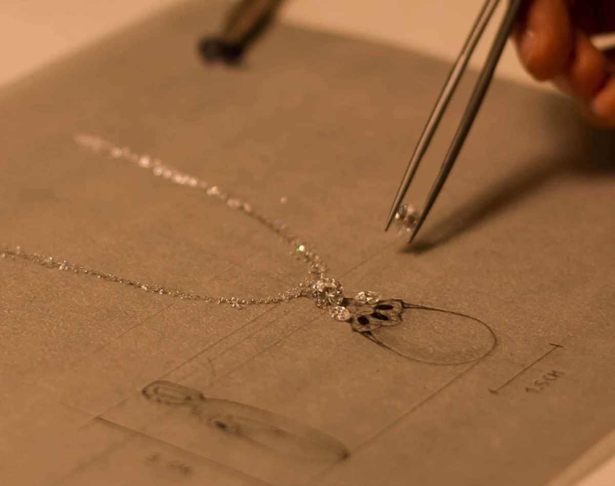 Бижута по поръчка - Проектиране на бижу от Ефир