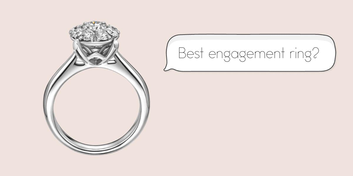 Как да изберем перфектния годежен пръстен - Статия от Ефир
