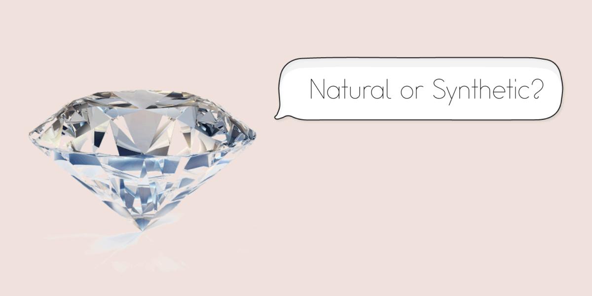 Типове диаманти и как да различим естествените от синтетичните